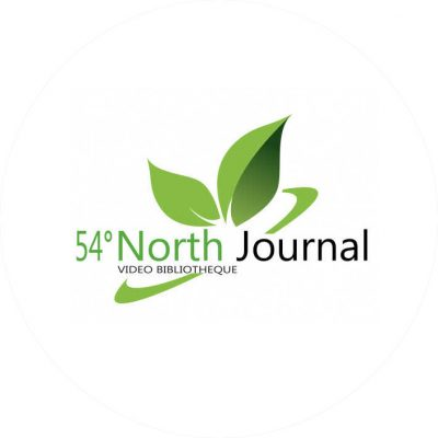 54 Degrees North Journal